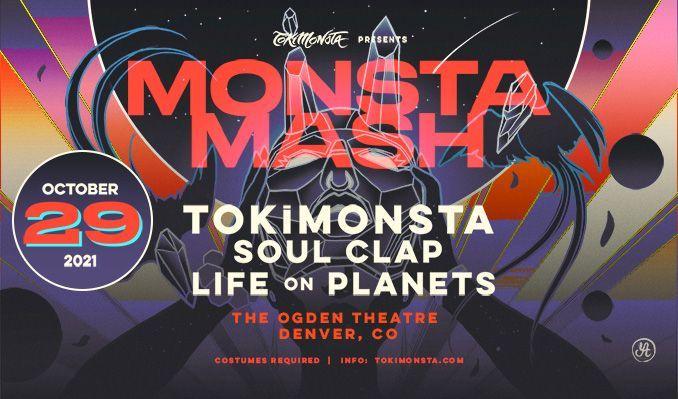 TOKiMONSTA tickets at Ogden Theatre in Denver