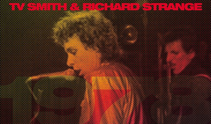TV Smith & Richard Strange tickets at The 100 Club, London
