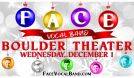 Face Vocal Band Christmas Connection tickets at Boulder Theater in Boulder