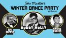 John Mueller's Winter Dance Party tickets at The Pabst Theater in Milwaukee