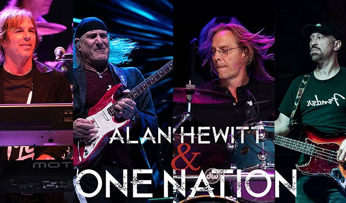 Alan Hewitt (of Moody Blues) & One Nation tickets at Rams Head On Stage in Annapolis