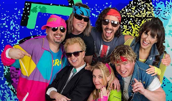The Reagan Years: America's Premiere 80s Tribute Band tickets at Rams Head On Stage in Annapolis