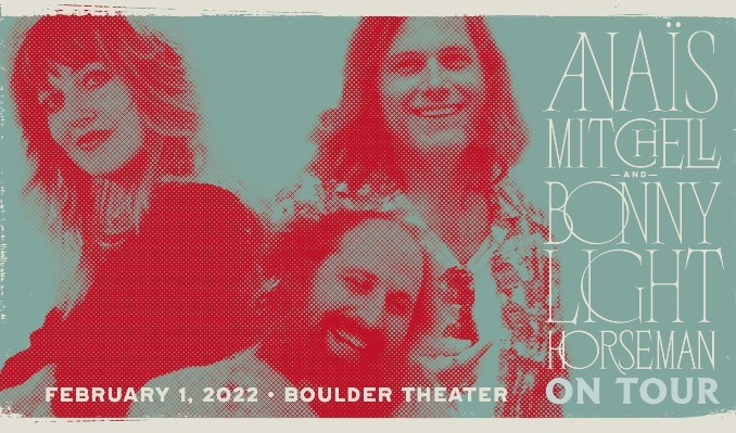 Anaïs Mitchell +  Bonny Light Horseman tickets at Boulder Theater in Boulder