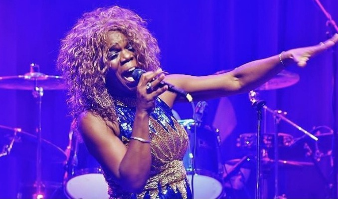Tina Turner Tribute: Rolling On Fourth Street Live! tickets at Fourth Street Live! in Louisville