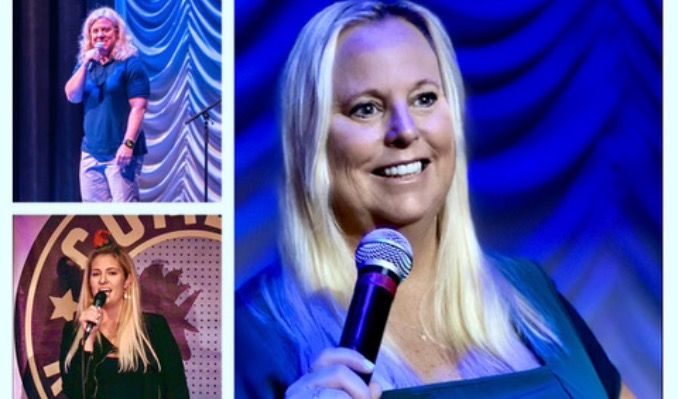 Comedy Coven w. Kathy Gilmour, Gwen Filosa & Amanda Anderson tickets at Key West Theater - Back Stage Listening Room in Key West