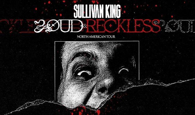 Sullivan King tickets at The Factory in Deep Ellum in Dallas
