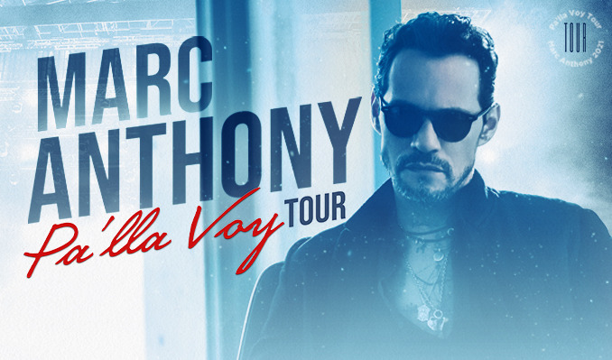 Marc Anthony tickets at Pechanga Arena San Diego in San Diego