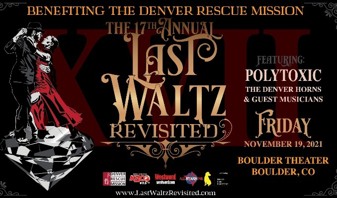 The Last Waltz Revisited  tickets at Boulder Theater in Boulder