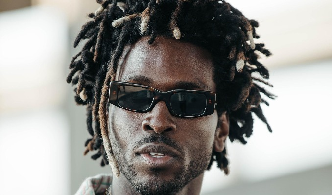 SAINt JHN tickets at PromoWest Pavilion at OVATION in Newport