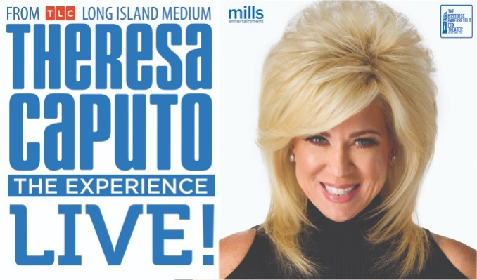 Theresa Caputo Live! The Experience tickets at Historic Bakersfield Fox Theater in Bakersfield