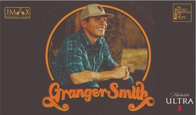 Granger Smith tickets at Historic Bakersfield Fox Theater in Bakersfield