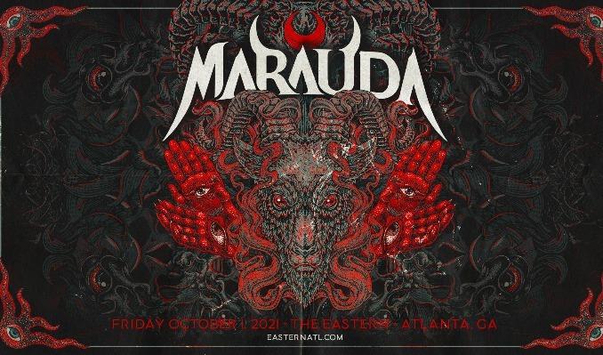 Marauda tickets at The Eastern in Atlanta