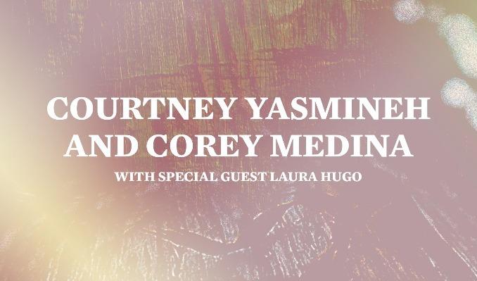 Courtney Yasmineh and Corey Medina tickets at Turf Club in Saint Paul