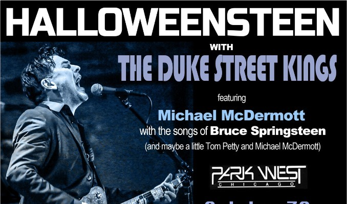 More Info for HALLOWEENSTEEN with The Duke Street Kings featuring Michael McDermott