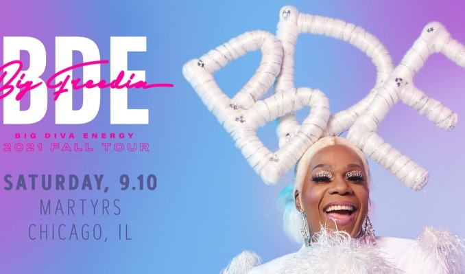 Big Freedia: Riot Fest Late Night tickets at Martyrs' in Chicago