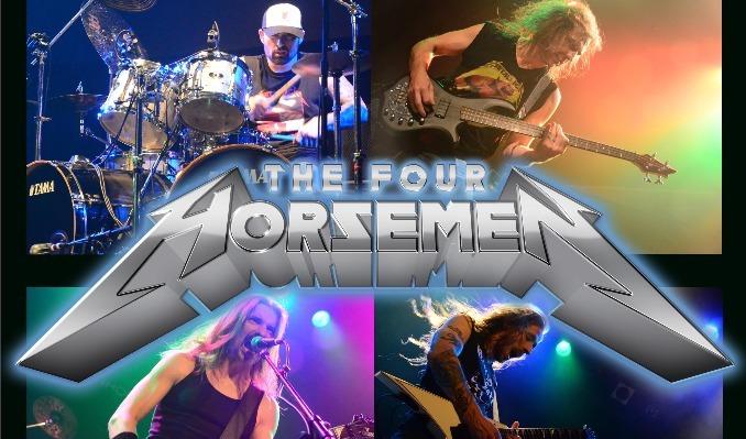 The Four Horsemen-Ultimate Metallica Tribute tickets at Newport Music Hall in Columbus