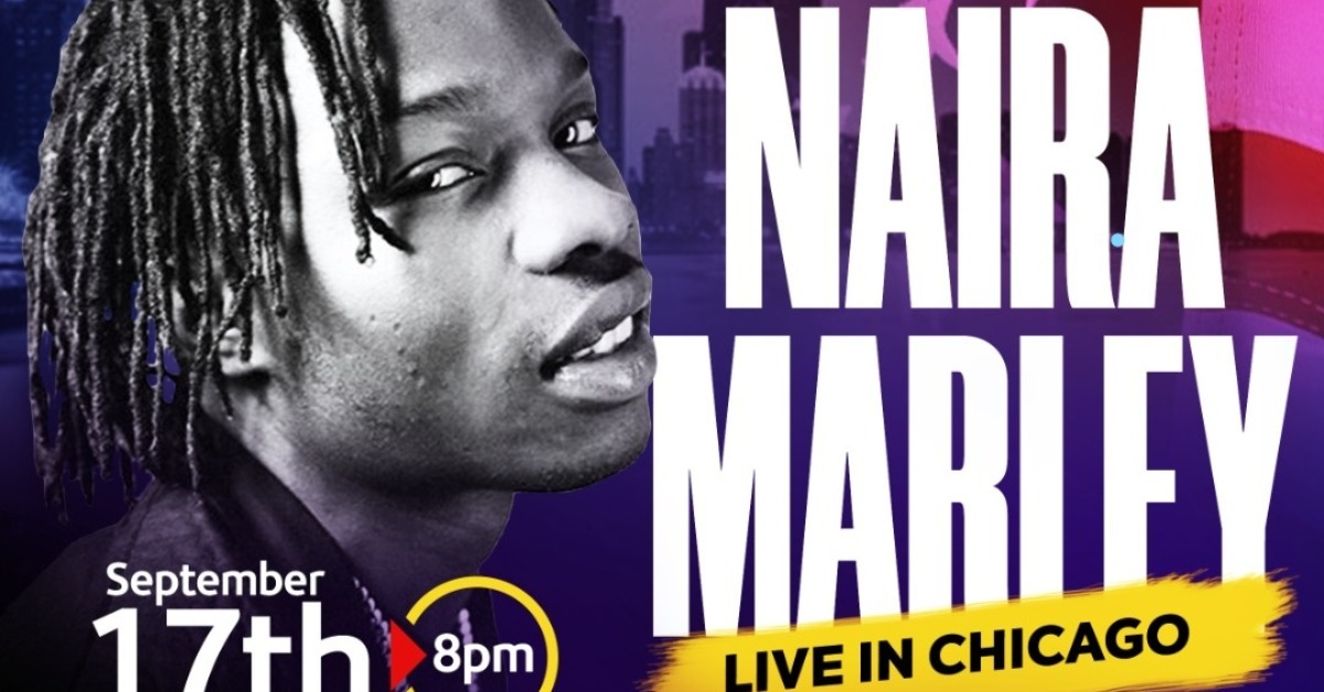 Naira Marley: Live in Chicago