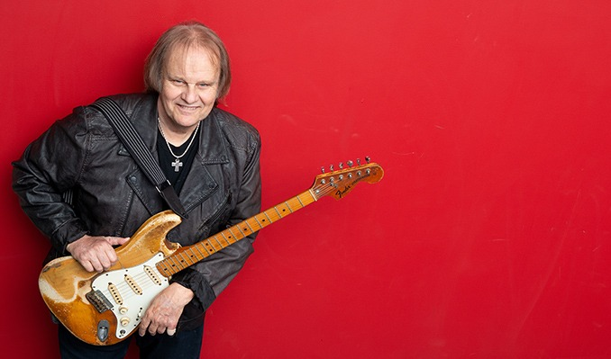 Walter Trout (All Ages Matinee) tickets at Rams Head On Stage in Annapolis