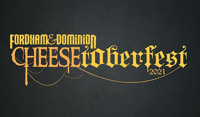 Cheesetoberfest tickets at Fordham and Dominion Brewing Co. in Dover
