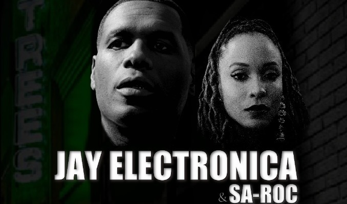 Jay Electronica tickets at Trees in Dallas