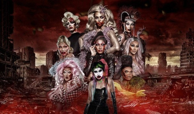 Night of the Living Drag tickets at The Theatre at Ace Hotel in Los Angeles