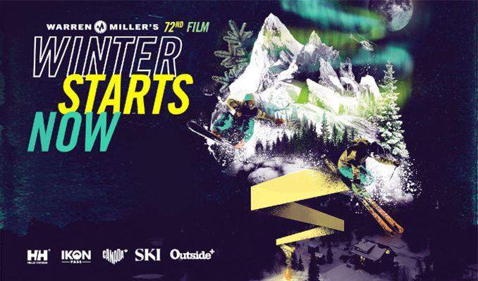 Warren Miller tickets at Pikes Peak Center in Colorado Springs