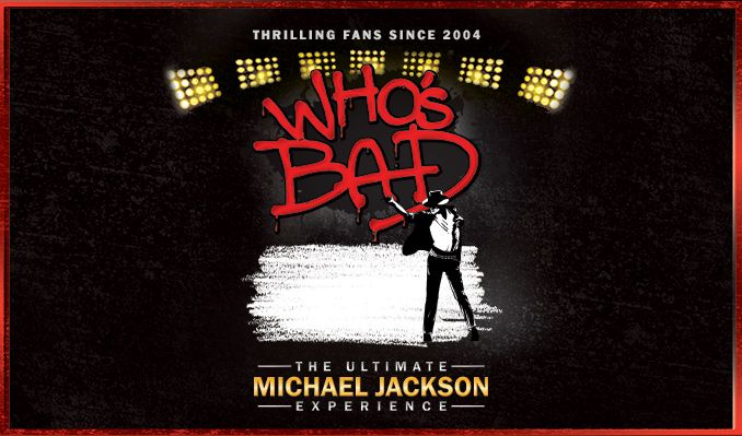 Who's Bad (Tribute to Michael Jackson) tickets at Keswick Theatre in Glenside