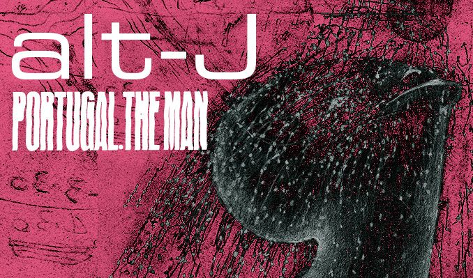 alt-J and Portugal. The Man tickets at UCCU Center in Orem