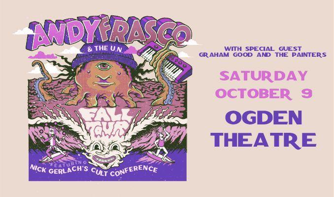 Andy Frasco & The U.N. tickets at Ogden Theatre in Denver