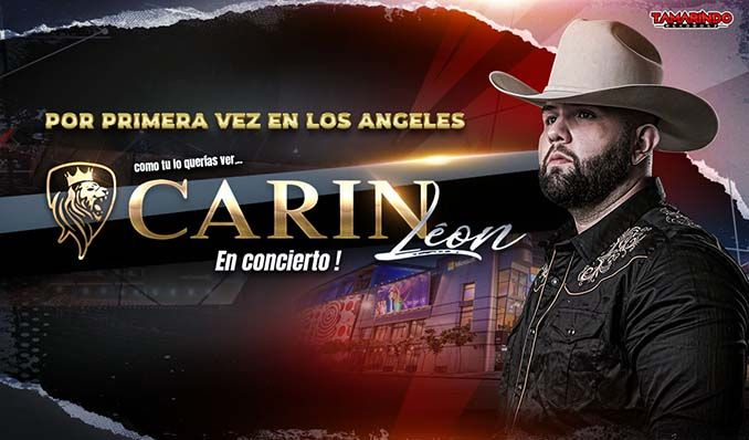 Carin Leon tickets at Microsoft Theater in Los Angeles