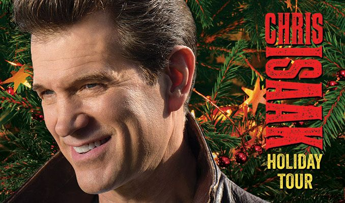 Chris Isaak tickets at Keswick Theatre in Glenside