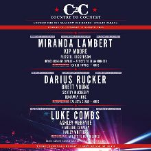 Country to Country 2022 tickets