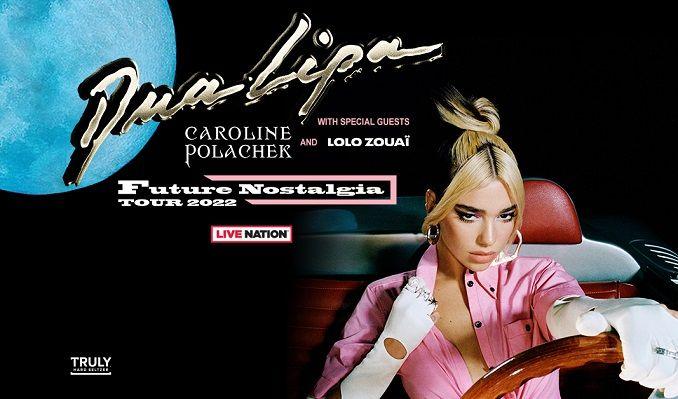 Dua Lipa tickets at Toyota Center in Houston