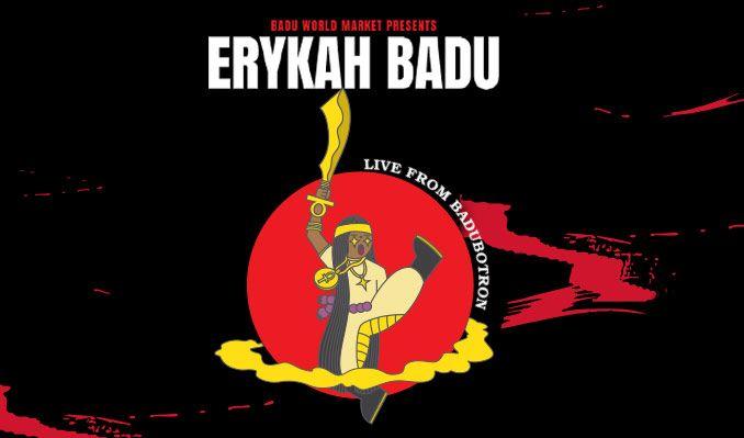 Erykah Badu tickets at The Factory in Deep Ellum in Dallas