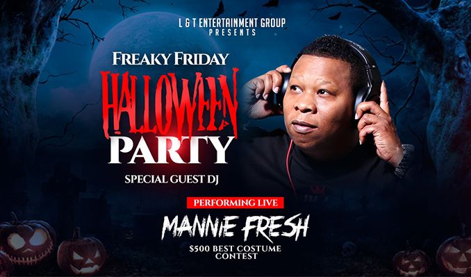 Freaky Friday Halloween Party tickets at Royal Oak Music Theatre in Royal Oak