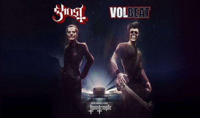 Ghost & Volbeat tickets at Maverik Center in Salt Lake City