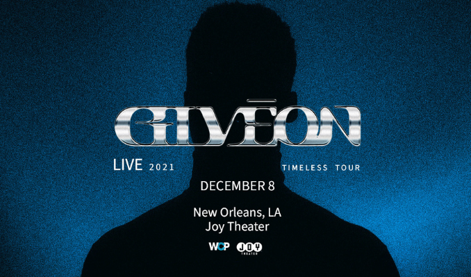 Giveon tickets at Joy Theater in New Orleans