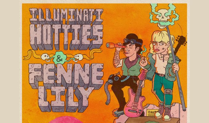 Illuminati Hotties & Fenne Lily tickets at The Sinclair in Cambridge