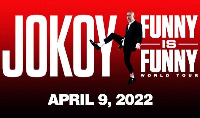 Jo Koy tickets at Mechanics Bank Arena in Bakersfield
