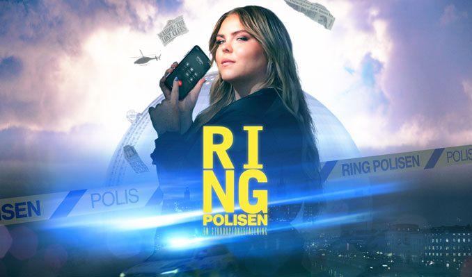 Johanna Nordström - Ring Polisen tickets at Avicii Arena in Stockholm