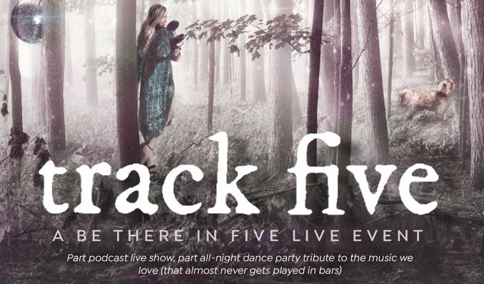 Kate Kennedy: Track Five, a Be There in Five Live Event  tickets at The Sinclair in Cambridge