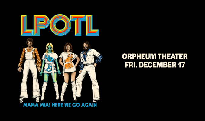 Last Podcast On The Left: Mamma Mia! Here We Go Again Tour tickets at Orpheum Theater in New Orleans