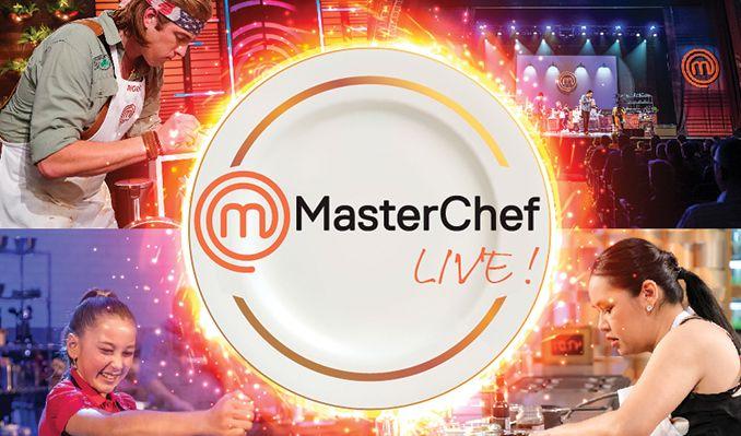 MasterChef Live! tickets at Pikes Peak Center in Colorado Springs