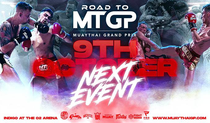 Muay Thai / Kick Boxing Grand Prix tickets at indigo at The O2 in London