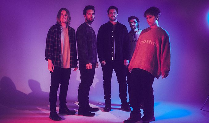 Nothing But Thieves tickets at Terminal 5 in New York