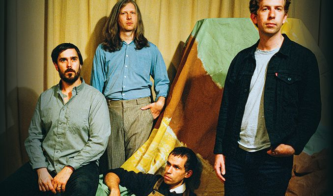 Parquet Courts tickets at The National, Richmond