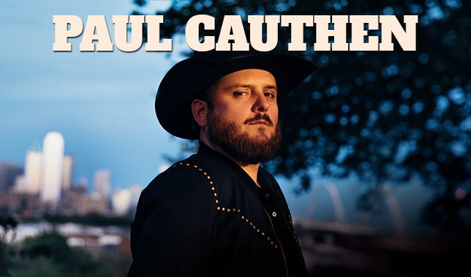 Paul Cauthen tickets at The Studio at the Factory in Dallas