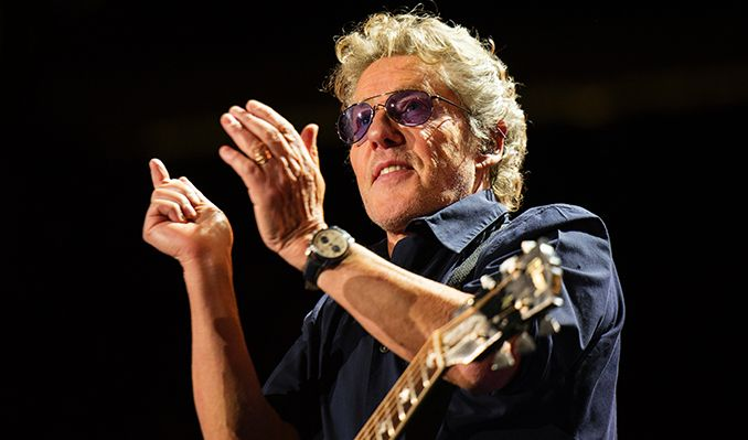 Roger Daltrey tickets at Newcastle City Hall in Newcastle upon Tyne