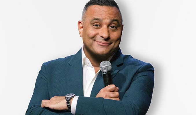 Russell Peters tickets at Xcite Center at Parx Casino in Bensalem