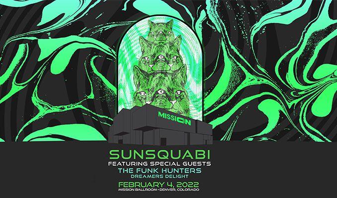 SunSquabi tickets at Mission Ballroom in Denver